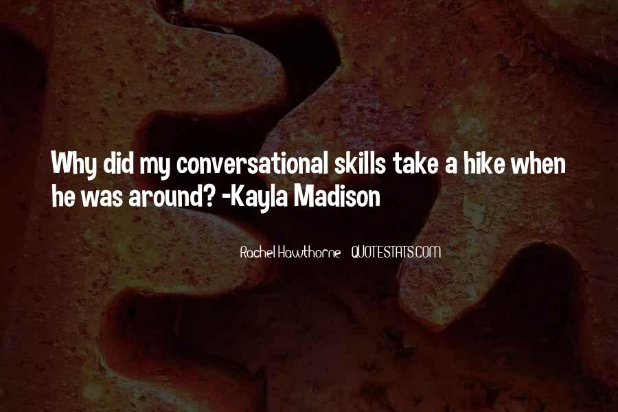 Quotes About Kayla #1394257