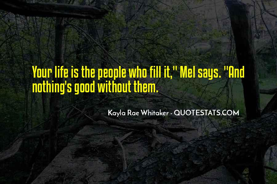 Quotes About Kayla #1413594