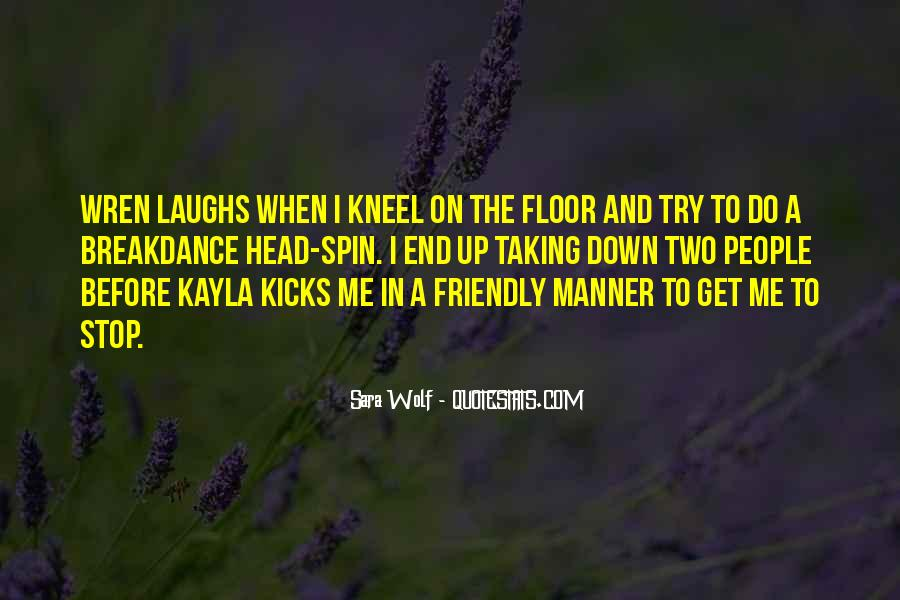 Quotes About Kayla #1477324