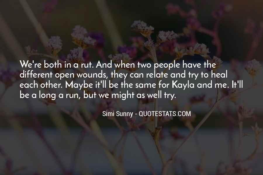 Quotes About Kayla #371157