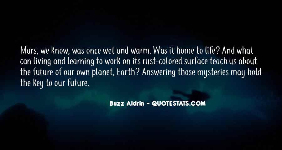 Quotes About Not Living In The Past Or Future #117716