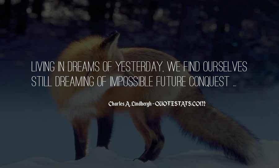 Quotes About Not Living In The Past Or Future #33108