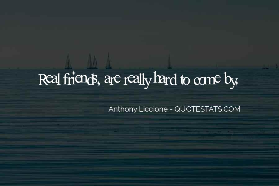 Quotes About Real Friends And Fake Ones #424297