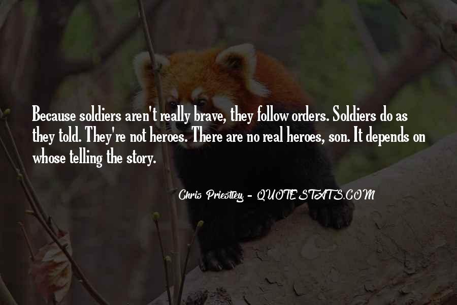 Quotes About Fearing No Evil #251855
