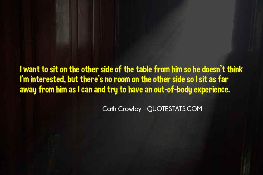 Quotes About Fearing No Evil #591914