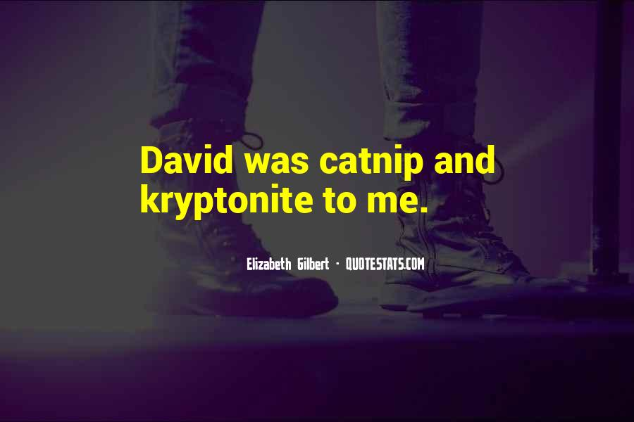 Quotes About Kryptonite #1082713