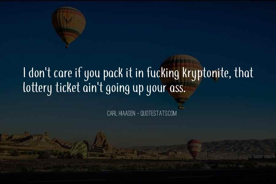 Quotes About Kryptonite #616902