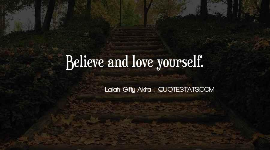 Quotes About Love Inspired Life #1702708