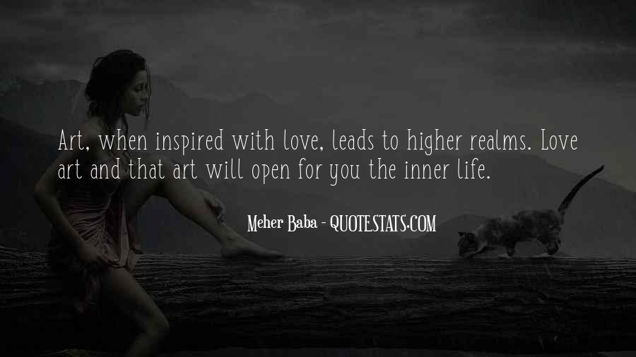 Quotes About Love Inspired Life #876756