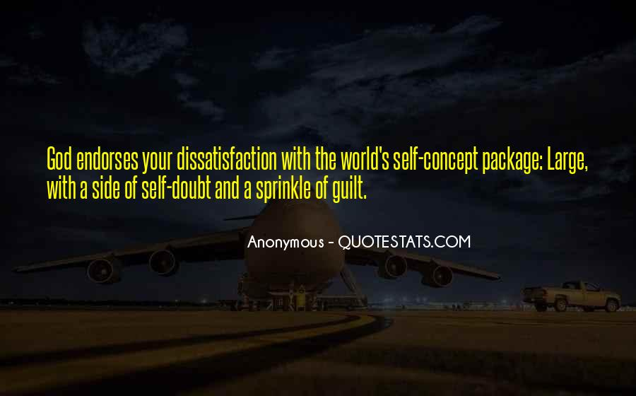Quotes About Concept Of Self #1148876
