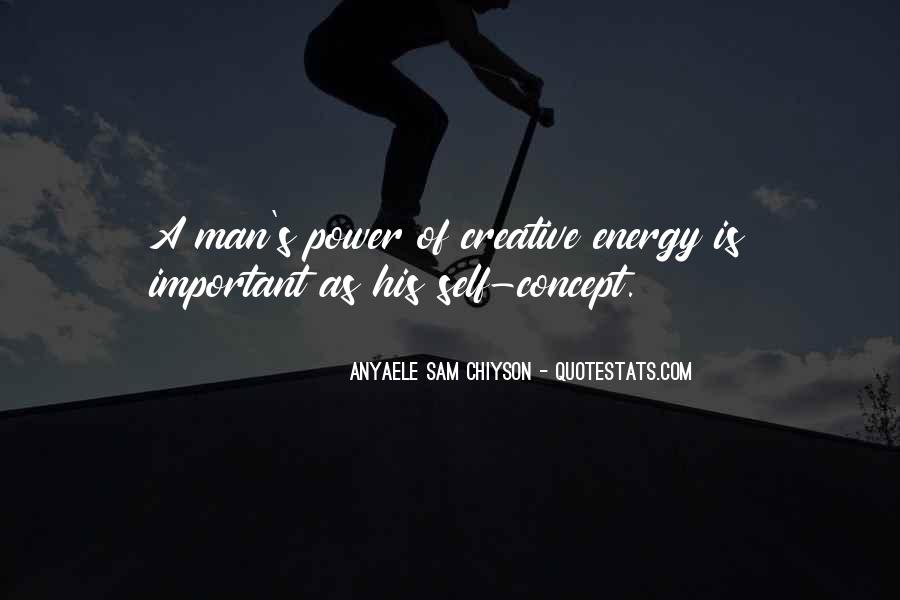 Quotes About Concept Of Self #1197481