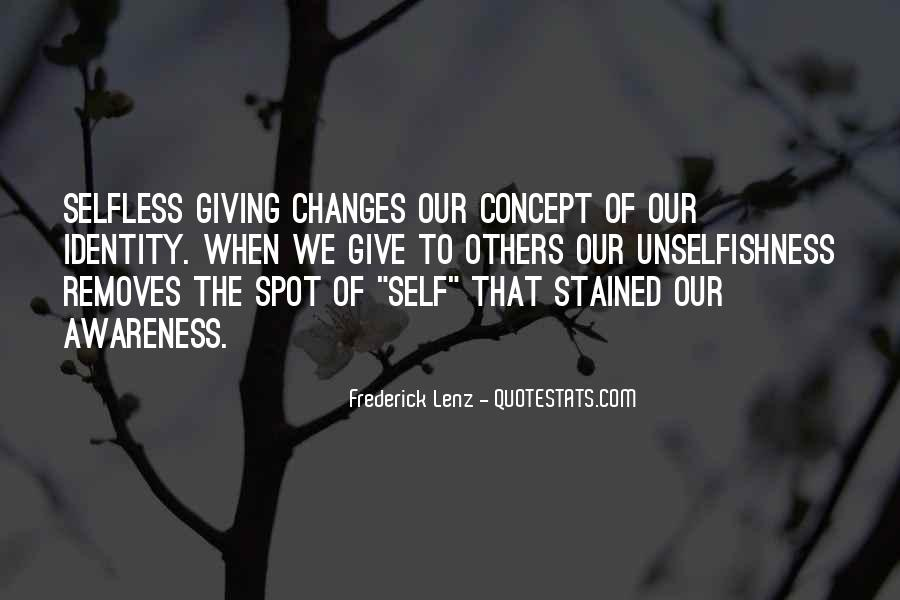 Quotes About Concept Of Self #1207625