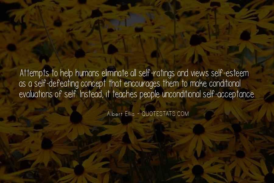 Quotes About Concept Of Self #1490419