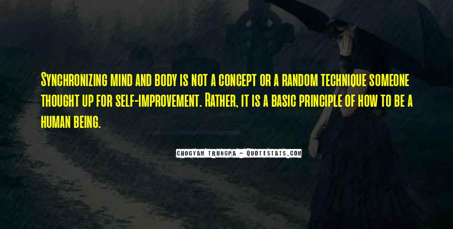 Quotes About Concept Of Self #1596390