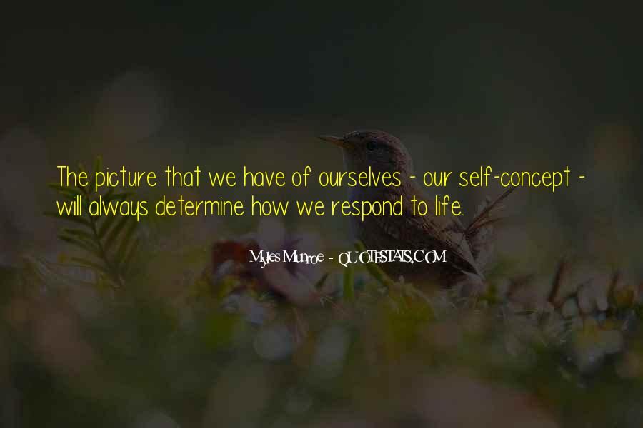 Quotes About Concept Of Self #1706810