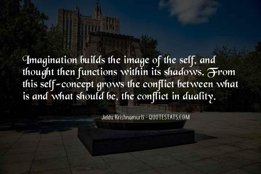 Quotes About Concept Of Self #1752585
