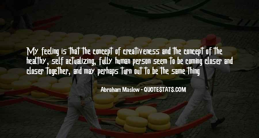 Quotes About Concept Of Self #785795