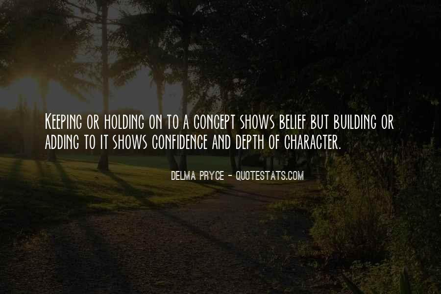 Quotes About Concept Of Self #953521