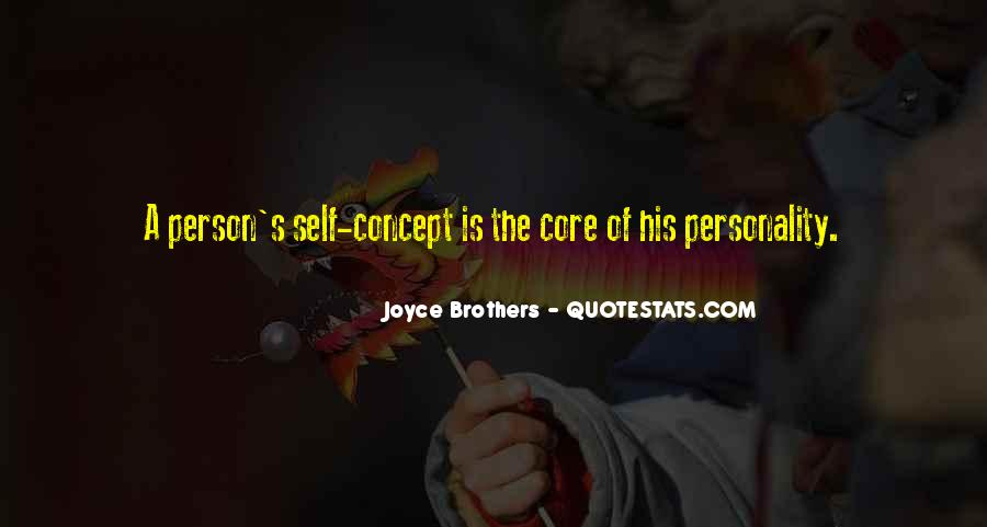 Quotes About Concept Of Self #976430