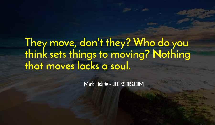 Quotes About Move #16028