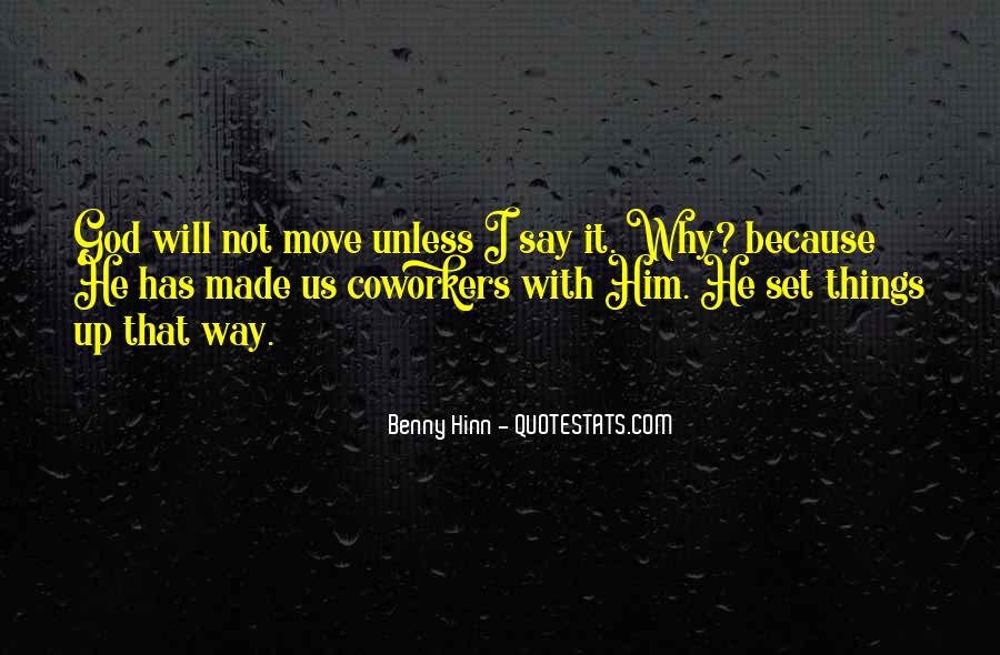 Quotes About Move #4146