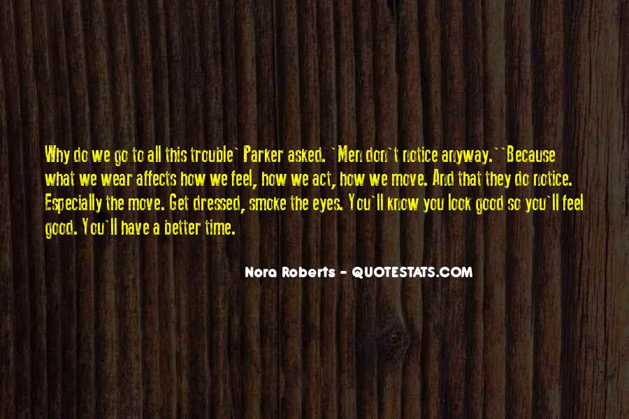 Quotes About Move #7116