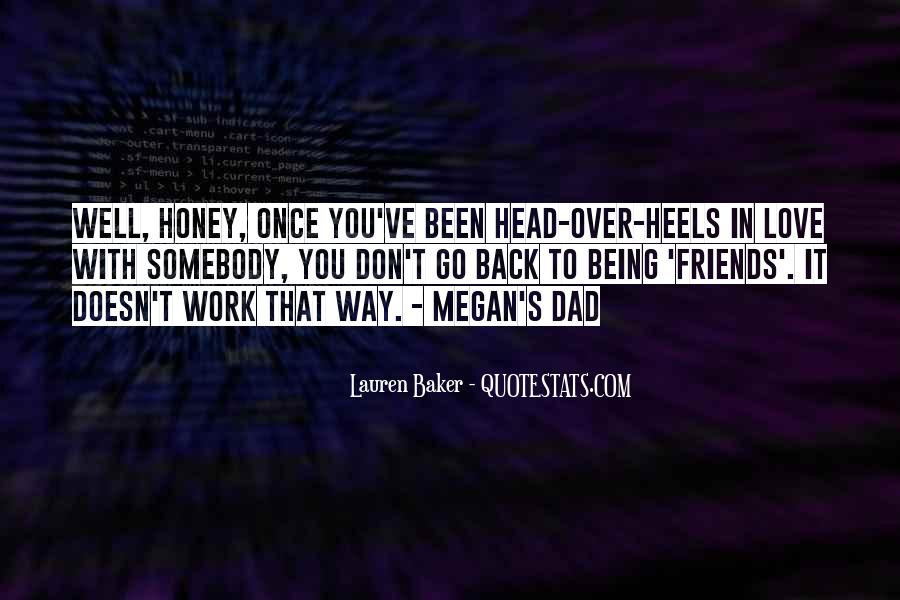 Quotes About Friends Being Family #1807556