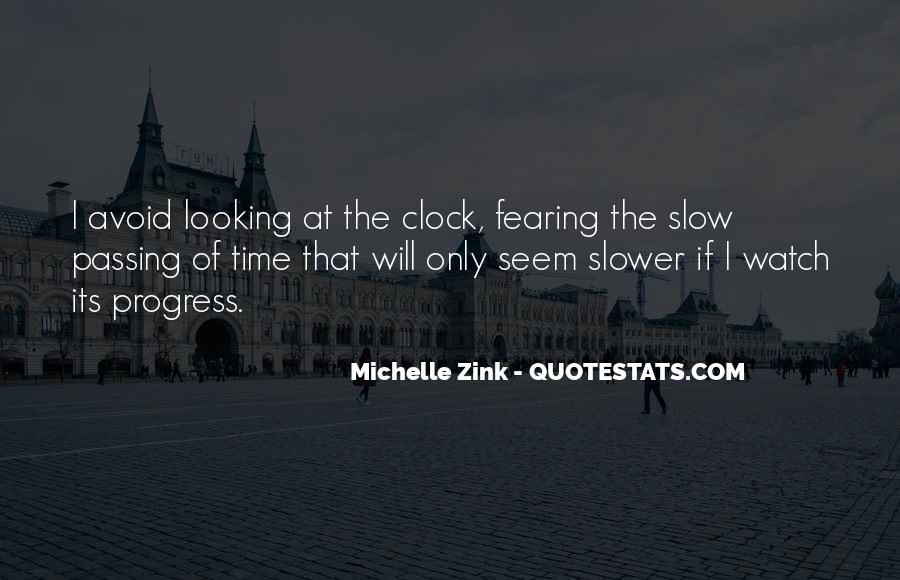 Quotes About Slow Progress #1289251