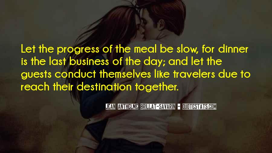 Quotes About Slow Progress #307732
