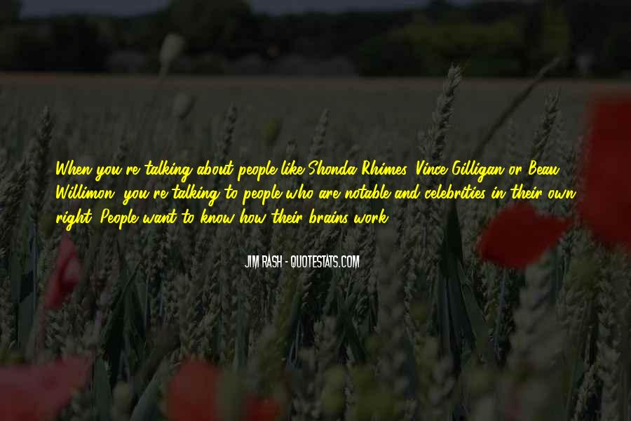 Quotes About People Talking About You #189660