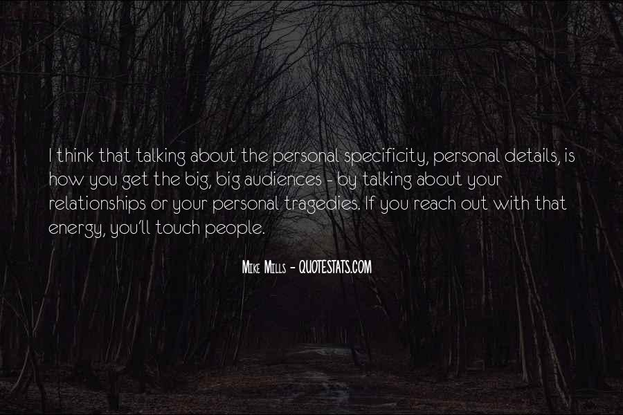 Quotes About People Talking About You #374653