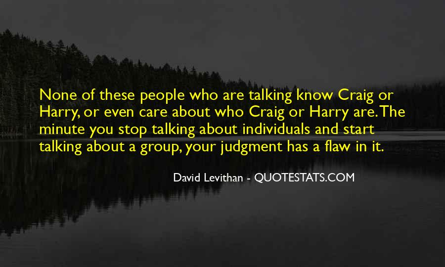 Quotes About People Talking About You #431992