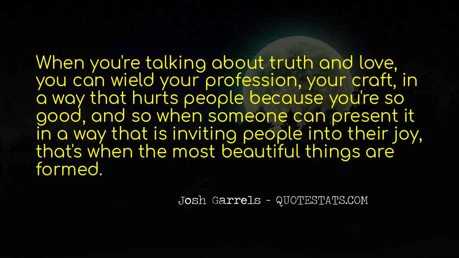 Quotes About People Talking About You #473280