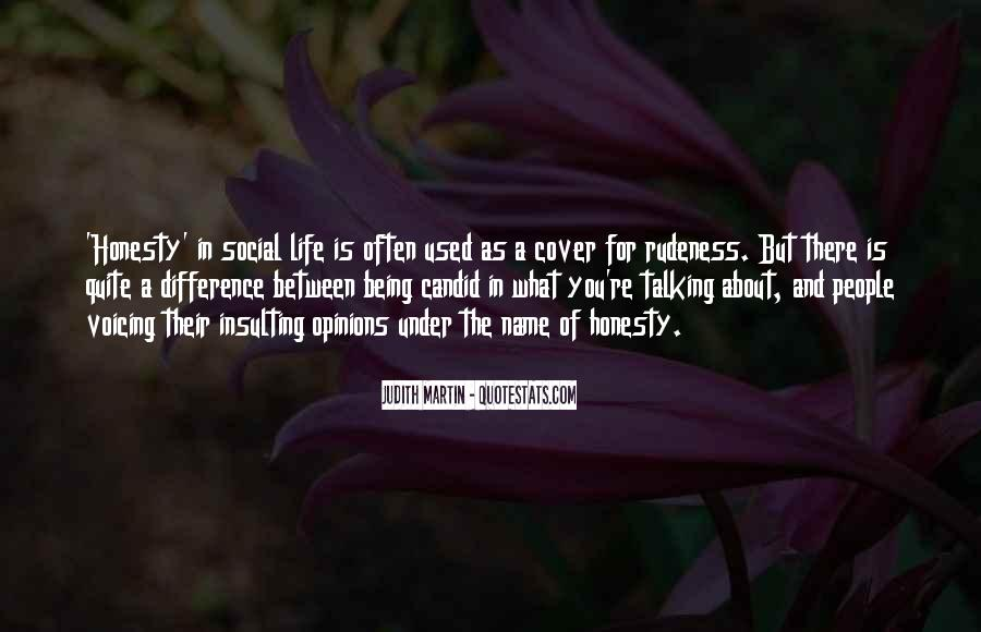 Quotes About People Talking About You #490831