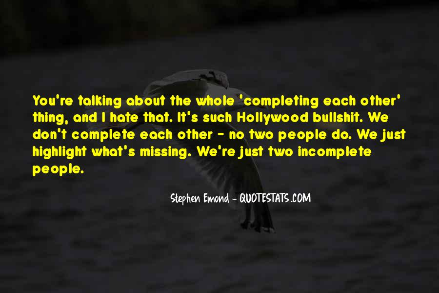 Quotes About People Talking About You #70052