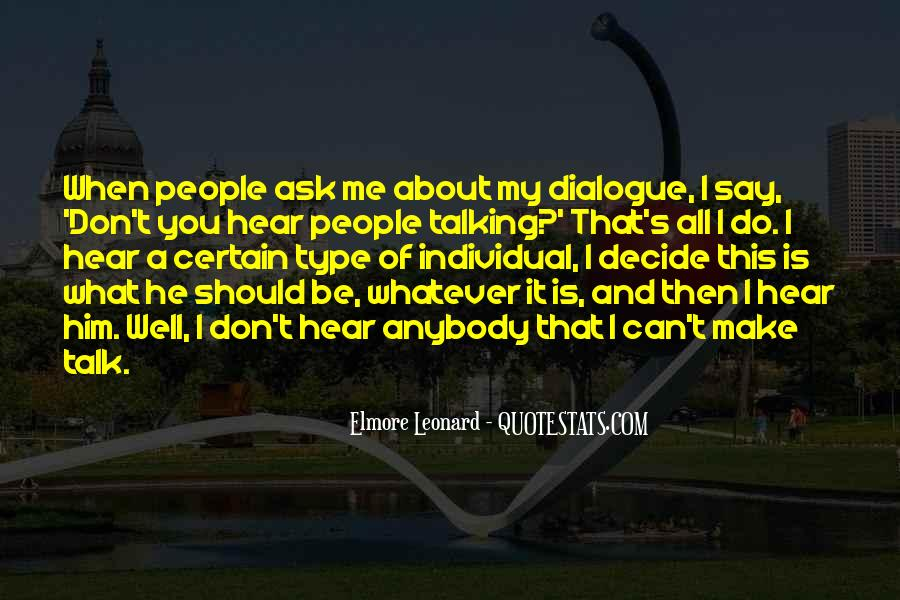 Quotes About People Talking About You #730398
