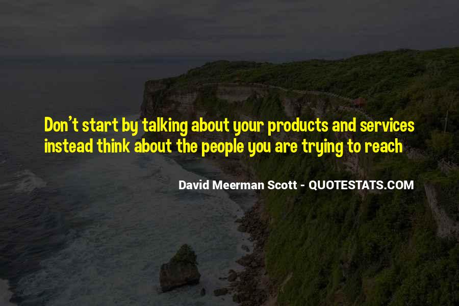 Quotes About People Talking About You #761202