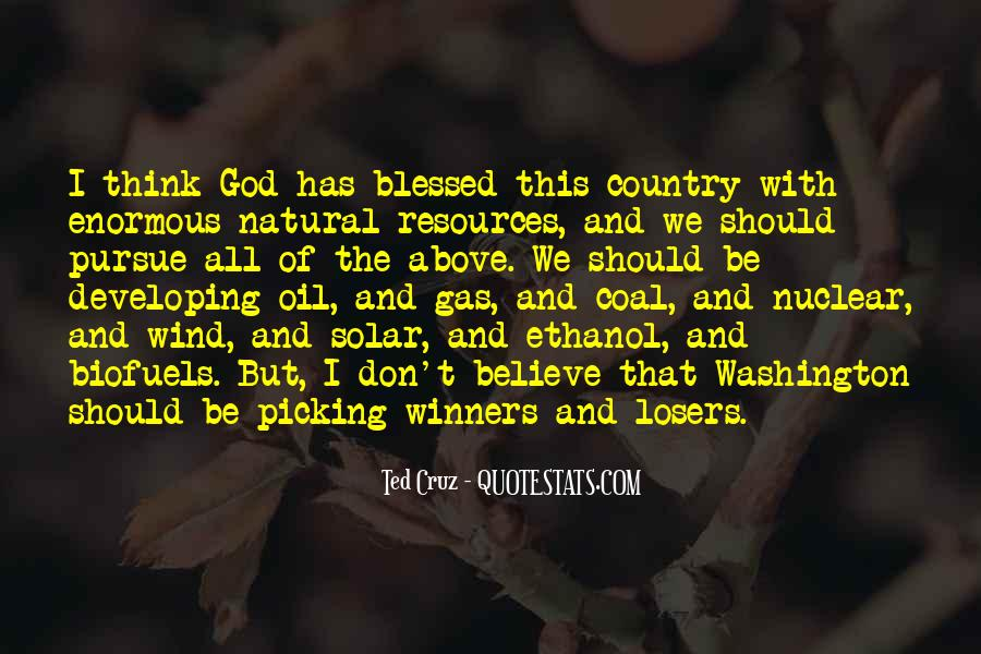 Quotes About Biofuels #134355