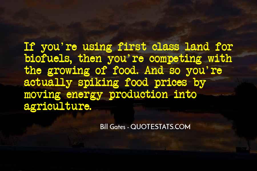 Quotes About Biofuels #1856627