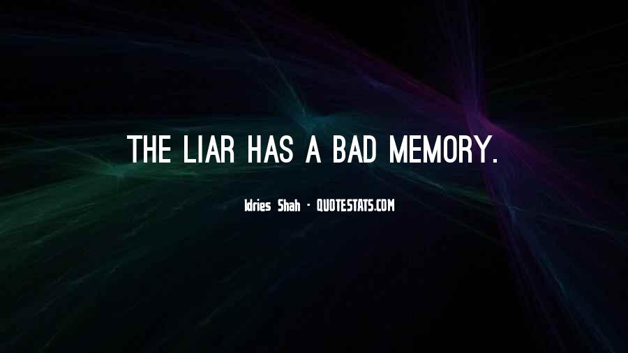 Quotes About Memory Psychology #289754