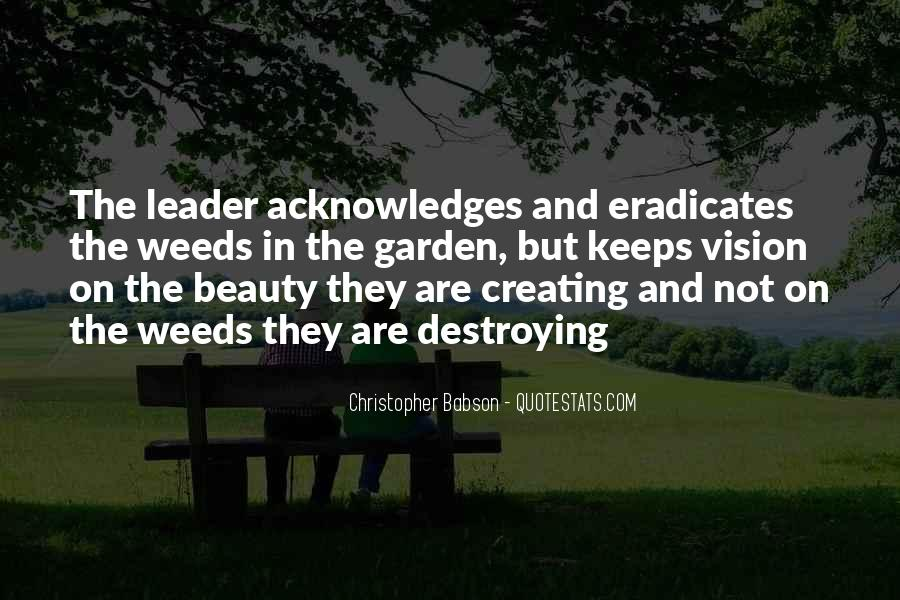 Quotes About Creating Beauty #711175