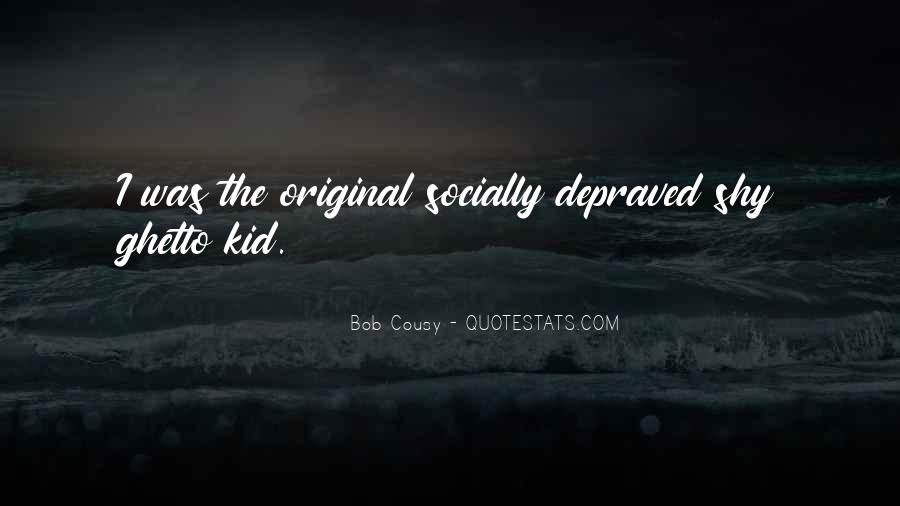 Quotes About Depraved #877821