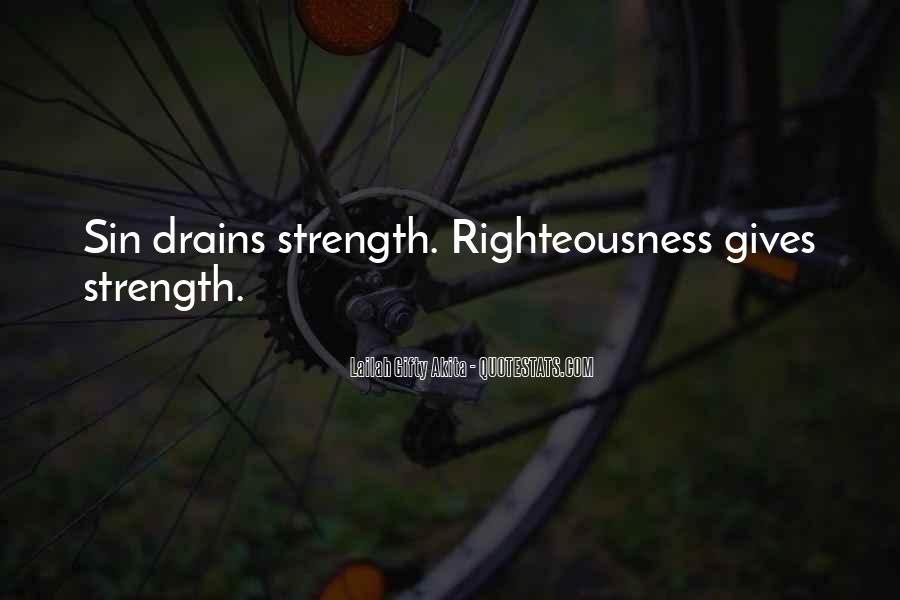 Quotes About Spiritual Strength #351224