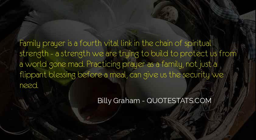Quotes About Spiritual Strength #369029