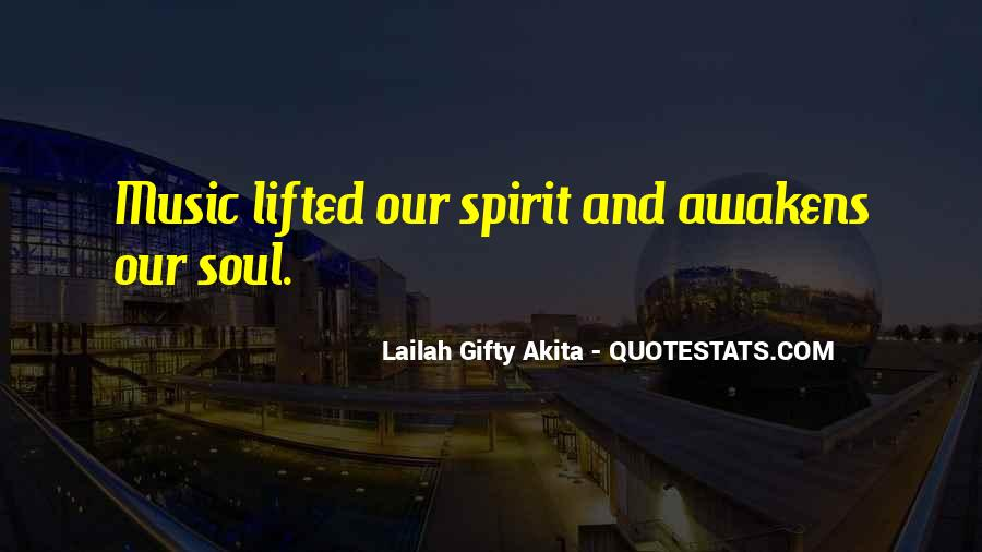 Quotes About Spiritual Strength #391321
