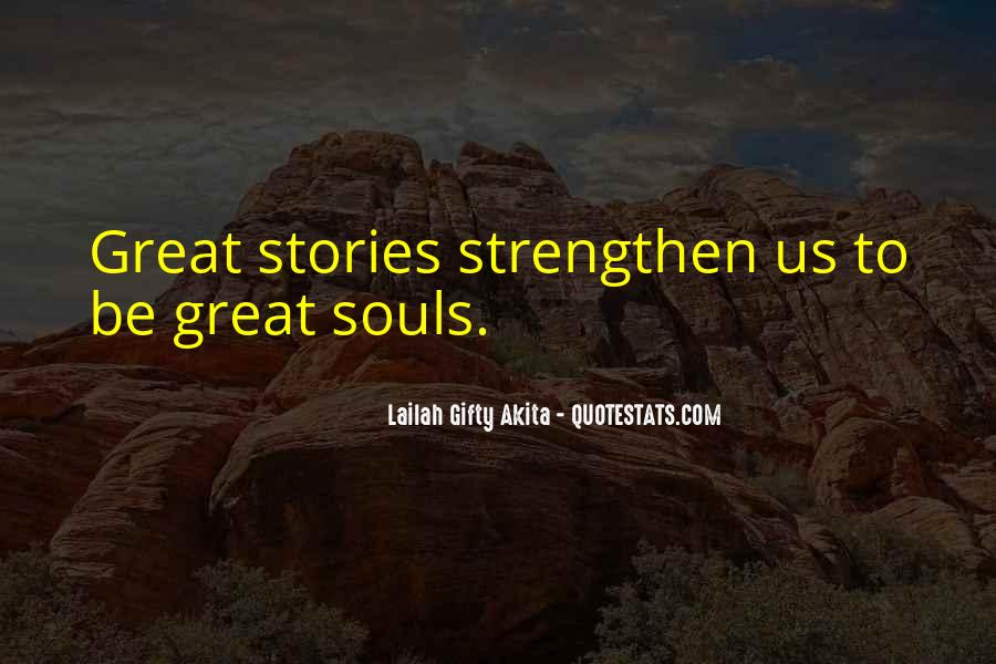 Quotes About Spiritual Strength #444951
