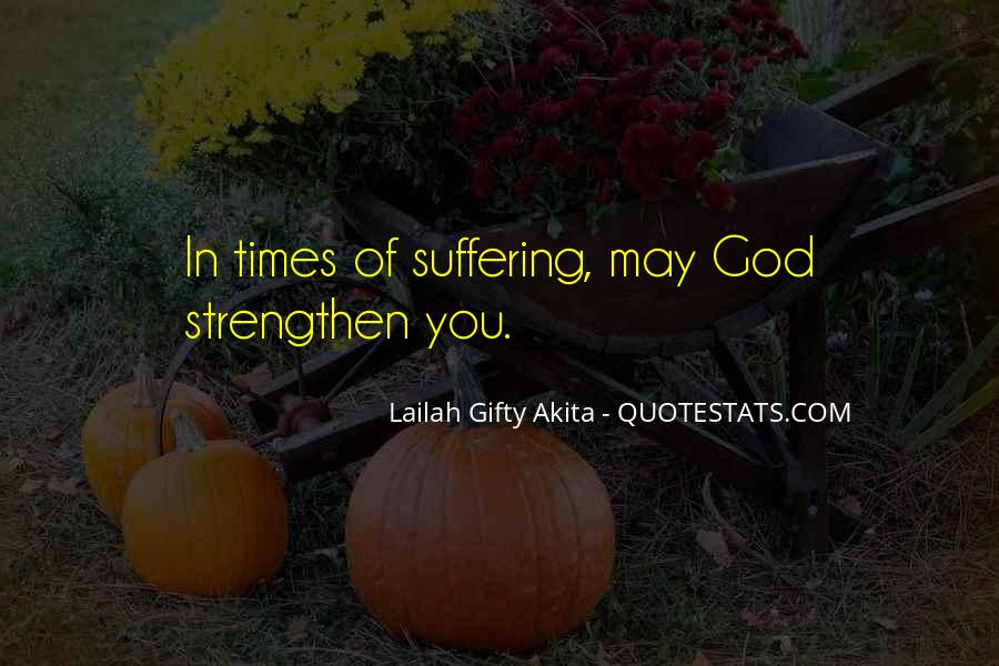 Quotes About Spiritual Strength #82011