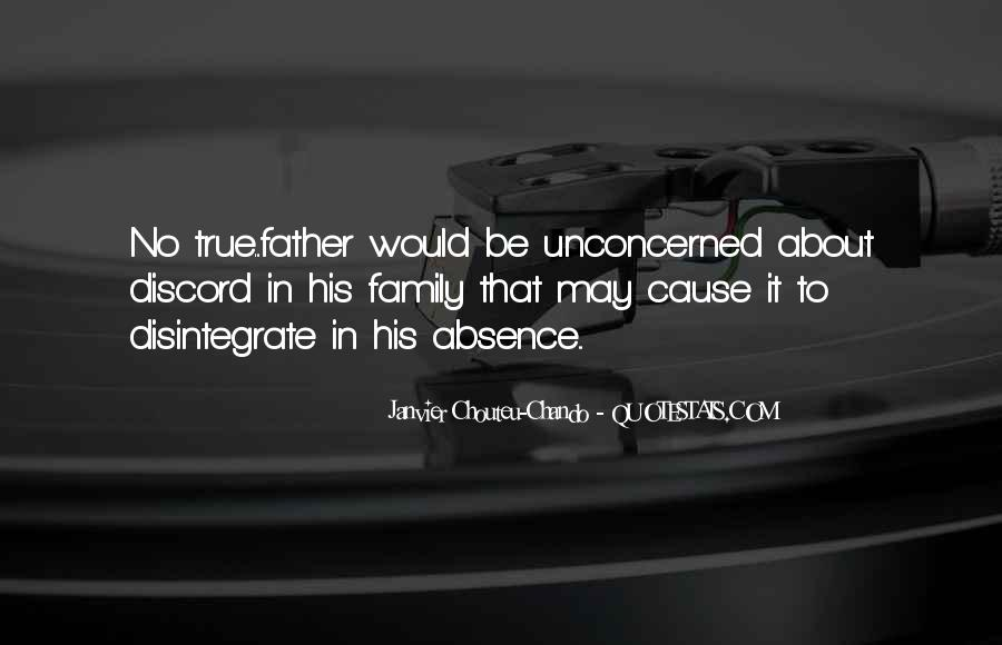 Quotes About True Fatherhood #136273
