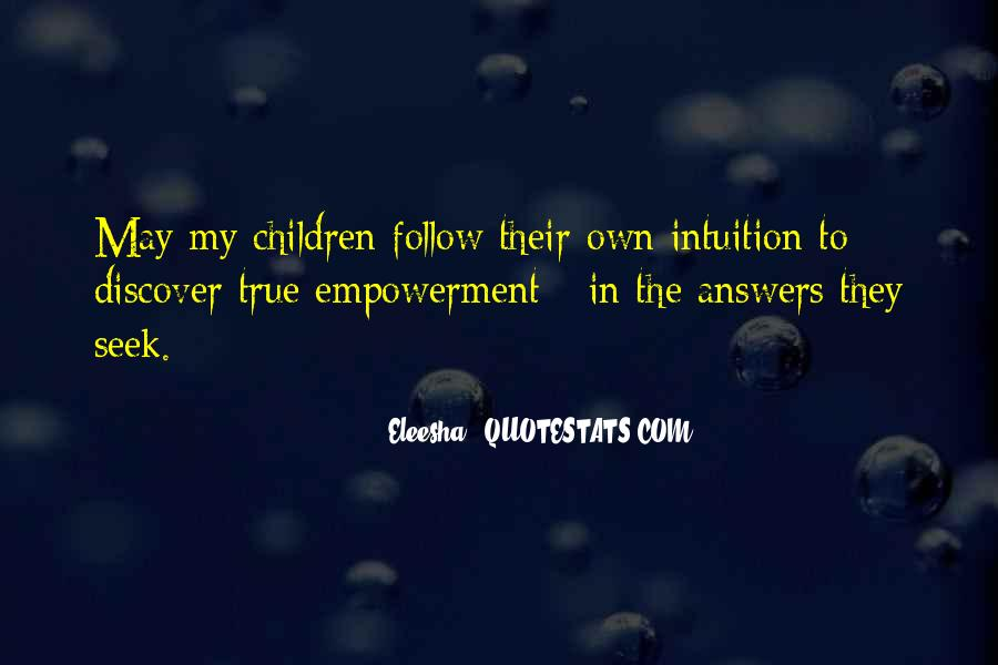 Quotes About True Fatherhood #689846