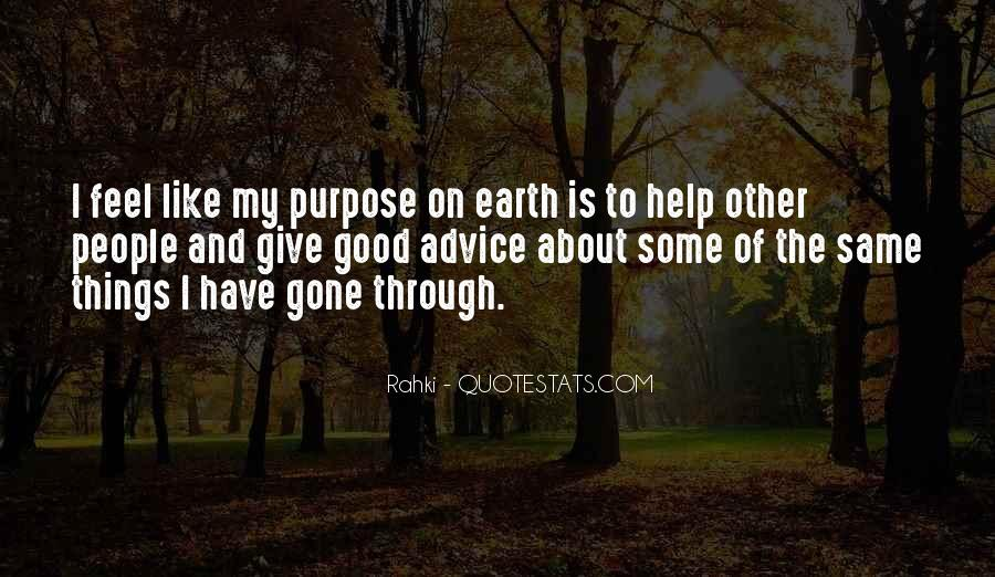 Quotes About Helping The Earth #1701764